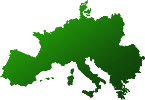 Delivery Info for Green PVC Electrical Tape 33M 19mm  to locations in Europe